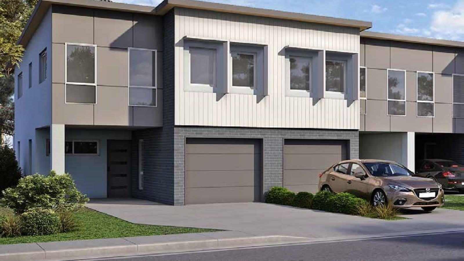 Secure a four-bedroom North Brisbane townhouse from $444,900