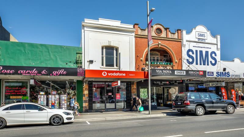 Suburban shops benefit from development boom