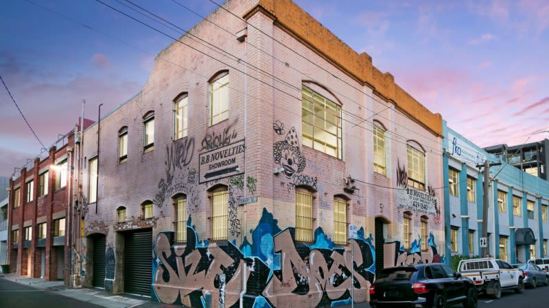 Gritty Cremorne office sets a benchmark
