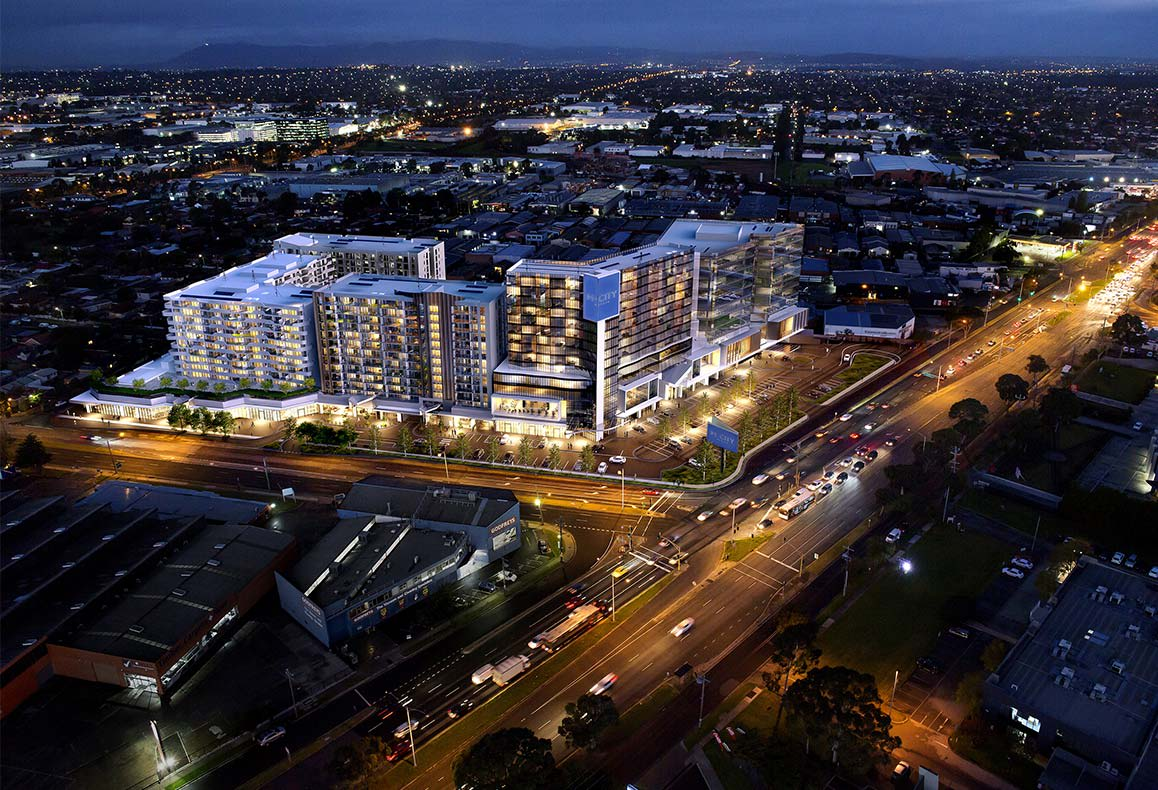 Schiavello & Saraceno Group to deliver M-City development in Clayton
