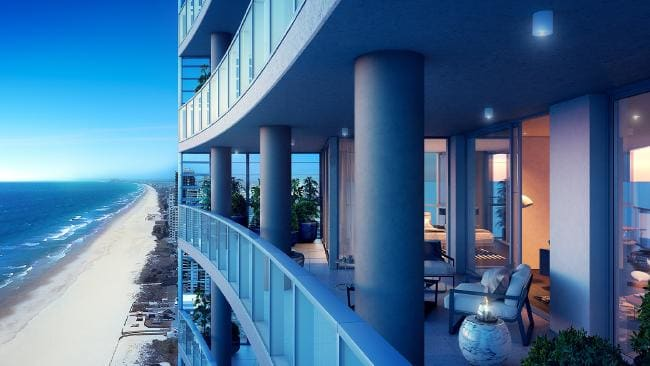 $111m beachfront development draws new wave of buyers