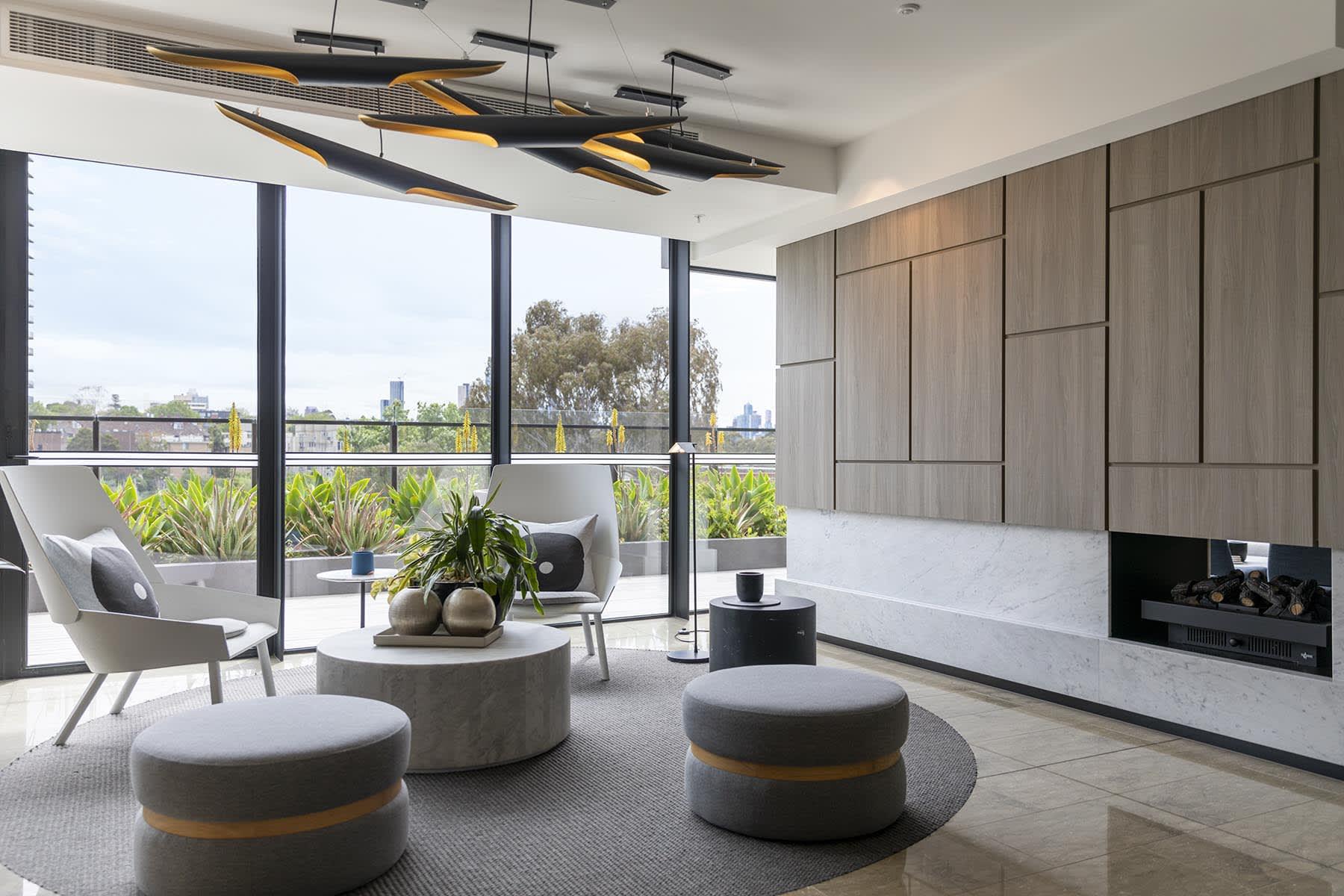 Three luxury three-bedroom residences on the market in Melbourne's Stonnington