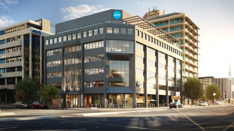 Xero secures new office lease and signage rights in Canberra