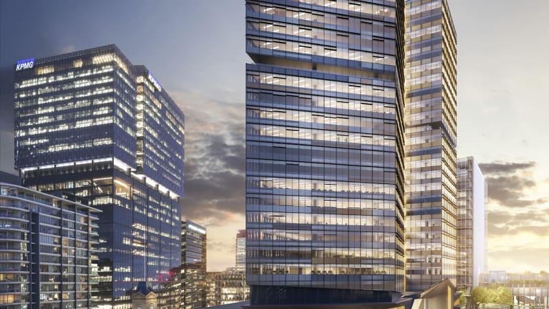 Lendlease sells Melbourne Quarter tower for $550m