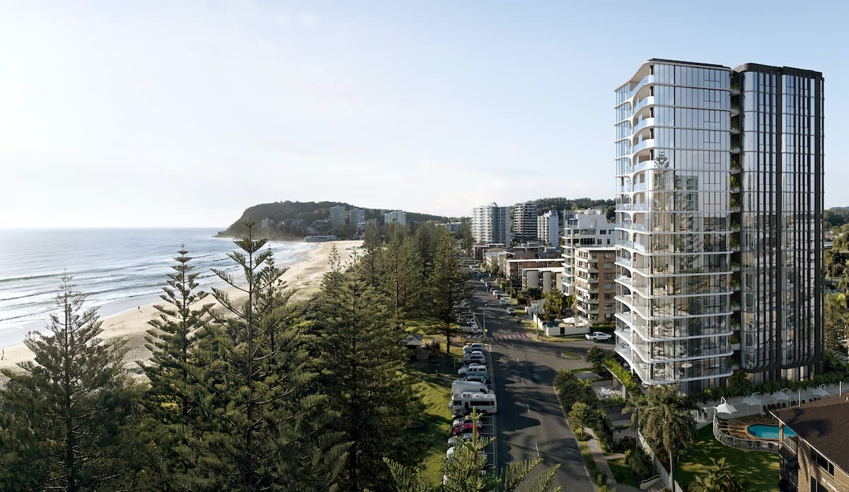 88 Burleigh sells half its apartments within four weeks of launch
