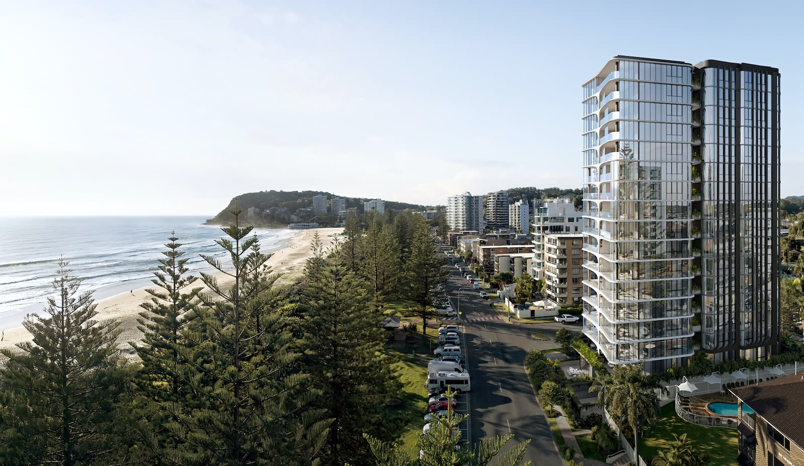 Sales launch at Allure's $90 million Gold Coast apartment tower 88 Burleigh
