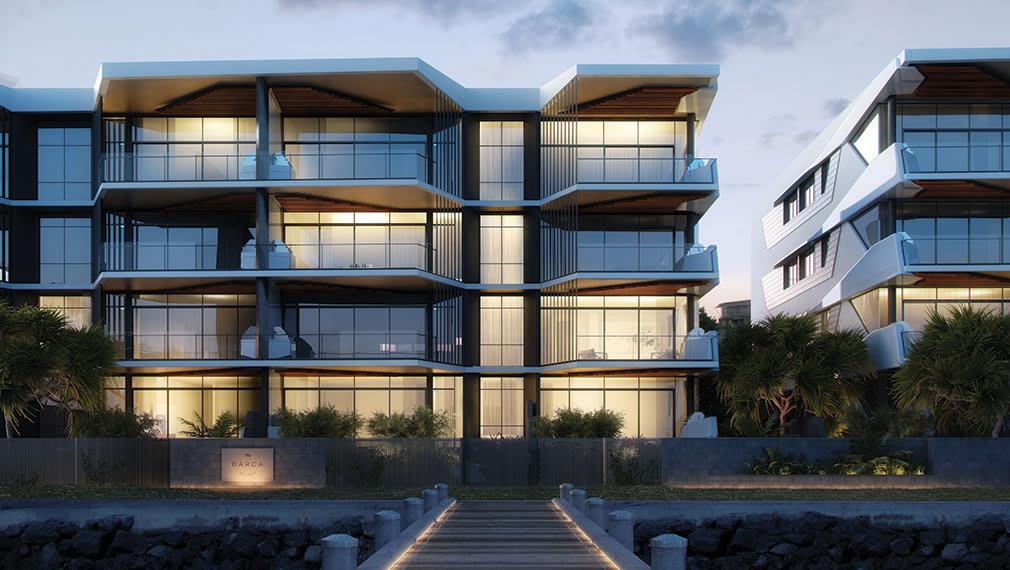 Barca Bulimba: Waterfront off-the-plan apartments Brisbane