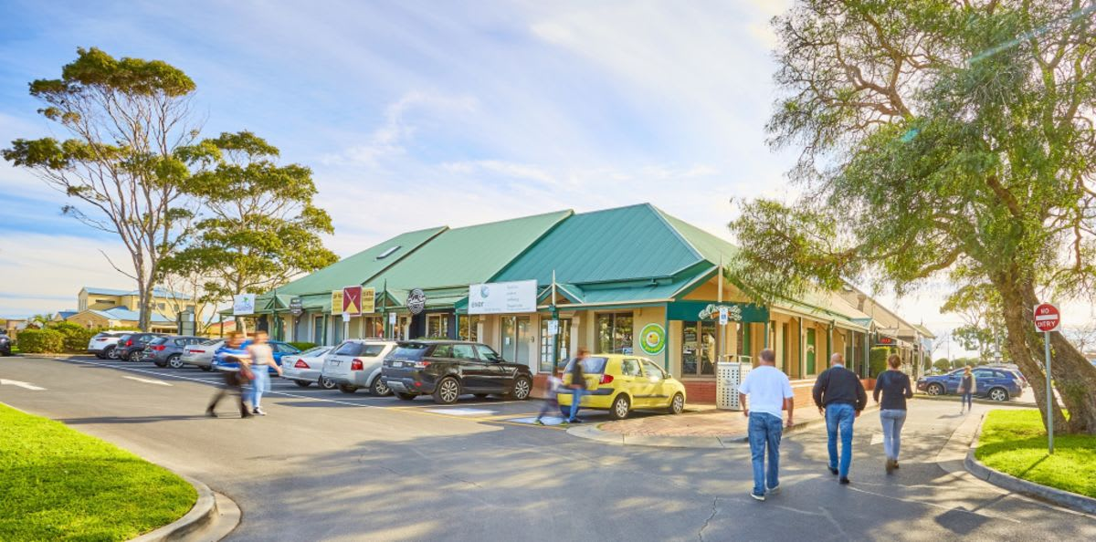 Mornington's 'Barkly Square' shops for sale after receivers appointed