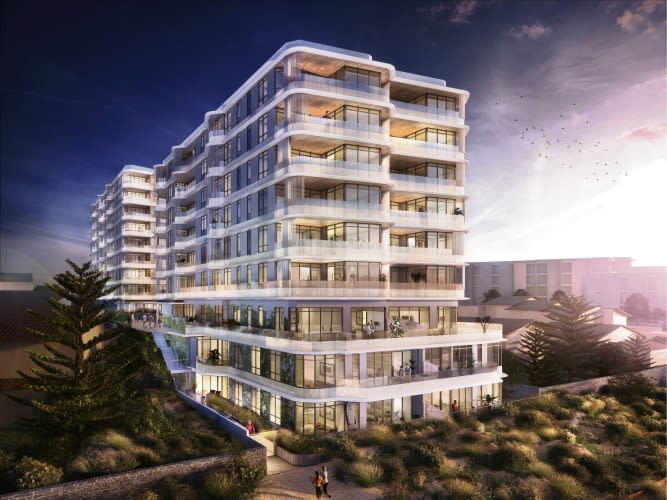 The Beach Shack: vacant Scarborough beachfront to house 99 luxury apartments