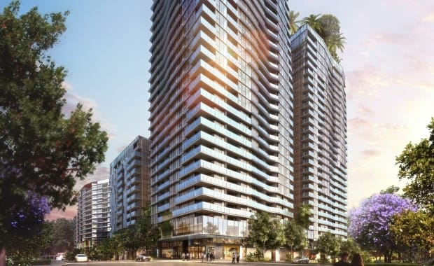 Brisbane 1 - South Brisbane's Tallest Tower