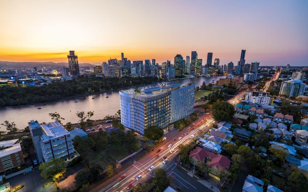 Woods Bagot to build Banyan Tree Residences Brisbane