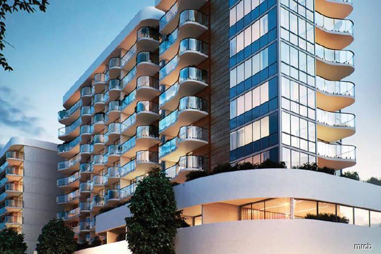MRCB's 1060 Carnegie in Melbourne 70% sold