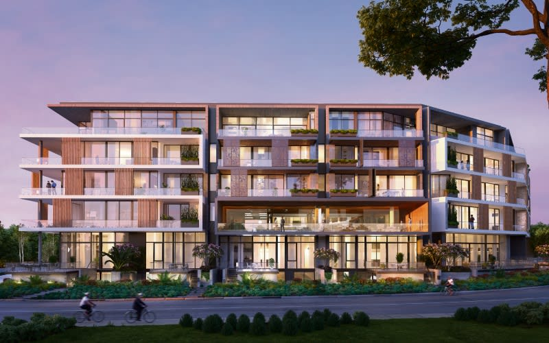 Floreat Eden Apartments Edge Living