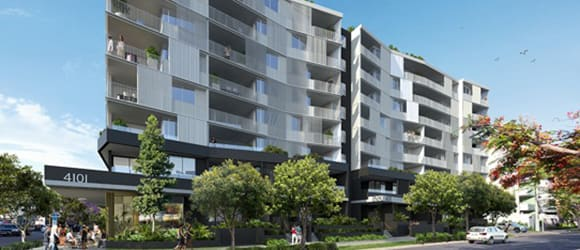 INK Apartments: A New Addition for West End