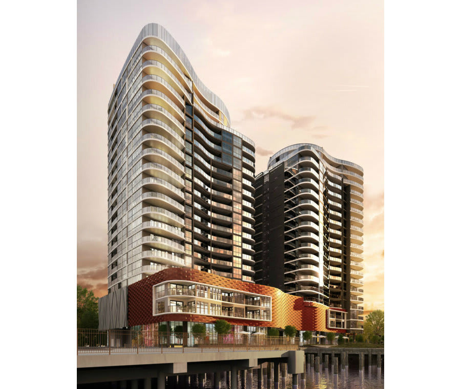 Gallery House - Riverfront Apartments in Bustling Portside Hamilton
