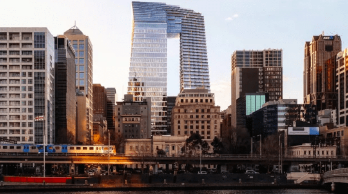Legal eagles flock to Melbourne CBD's west