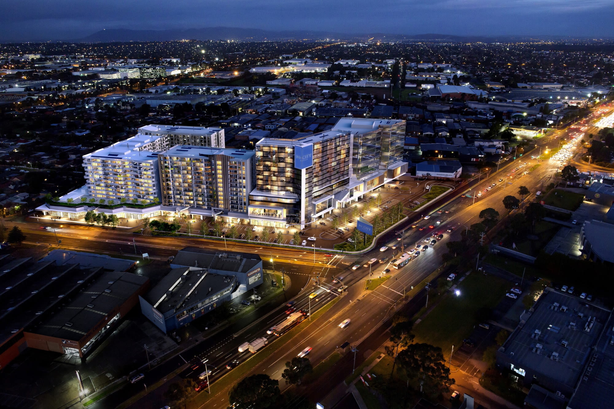 Mantra Group to Operate Hotel and Apartments in New A$1b Development in Clayton, Melbourne