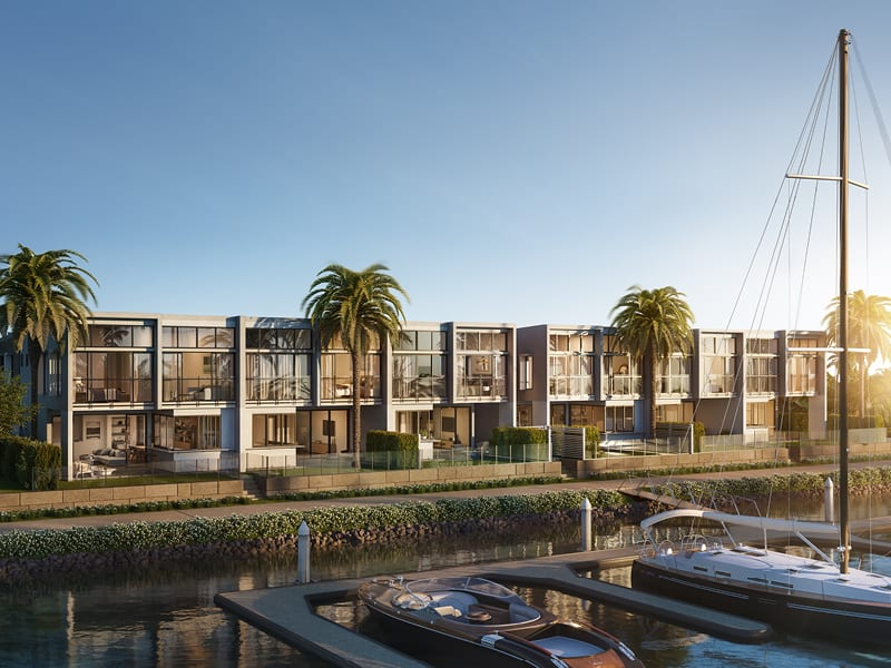 Park Cove Eastern Villas: A boutique development on Hope Island