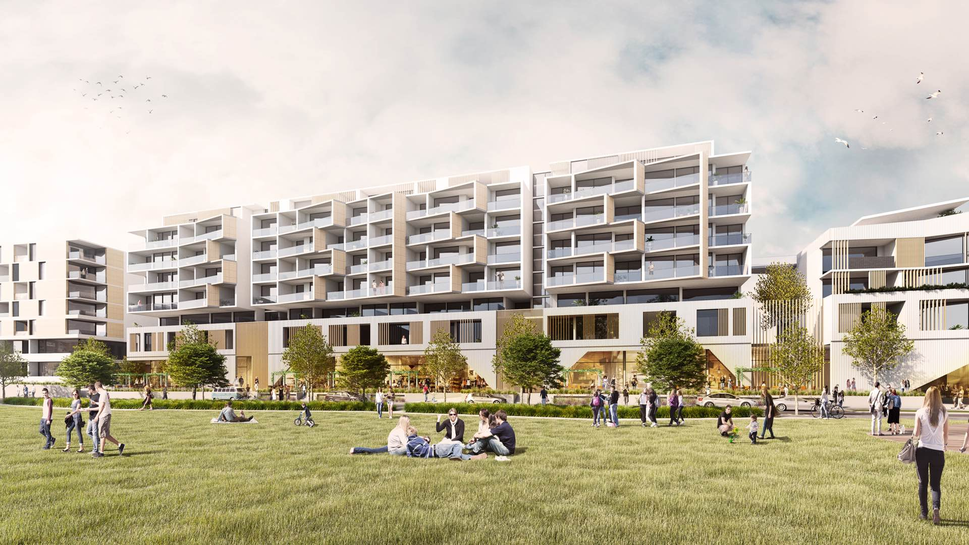 Park Sydney is Erskineville's Massive New Community Hub