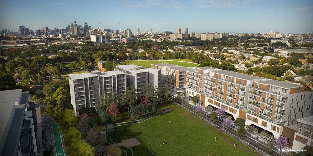 Park Sydney: Making Inner-City Living Feel Like an Escape