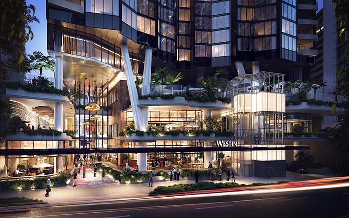 A Brisbane City Fusion: Mary Lane