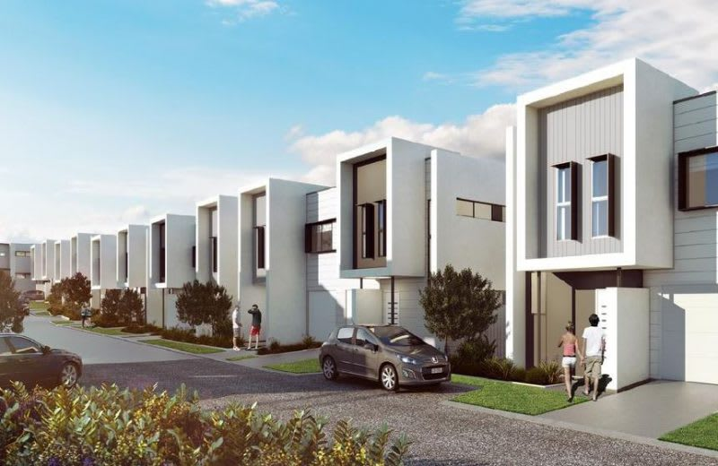 Riverbrooke Estate: Boutique new townhouse development Upper Coomera