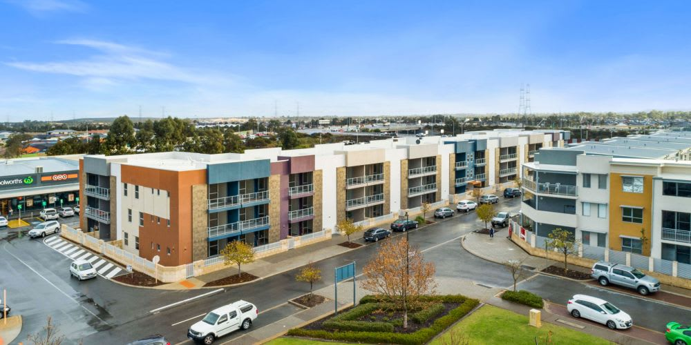 BGC's Sixty Flourish apartments in Atwell have wide appeal