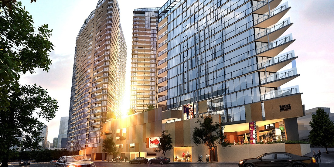 Brisbane 1 set to be tallest residential towers in South Brisbane