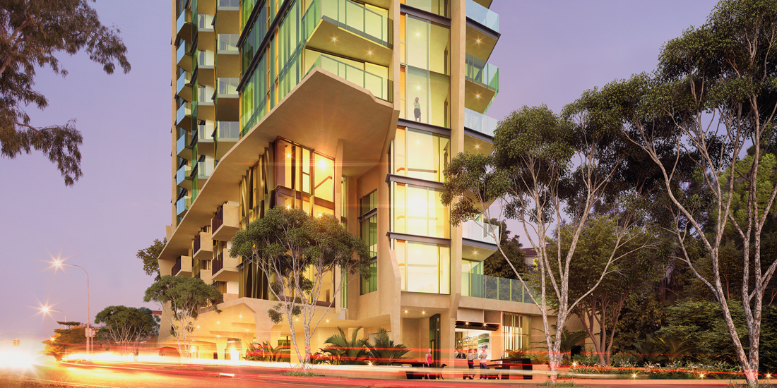 Lume - New Pet Friendly Apartments at Kangaroo Point