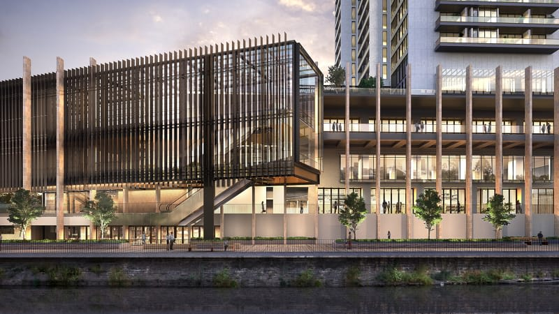 Walker Corp kicks off $2b Parramatta project
