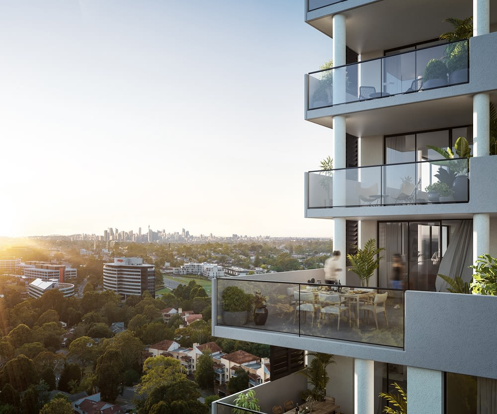 A Neue chapter for Macquarie Park