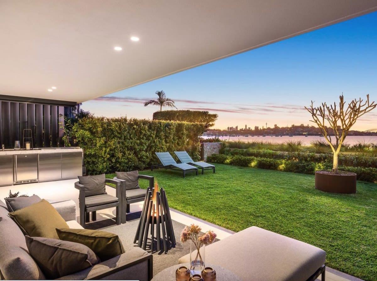 Former Ferrari Australiasia boss Herbert Appleroth lists luxury Rose Bay apartment for record price