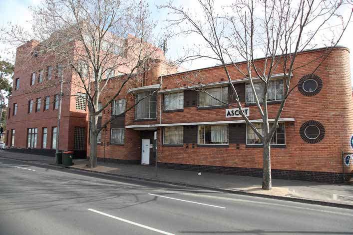 Carr's Hoddle Street Development finds favour with Council