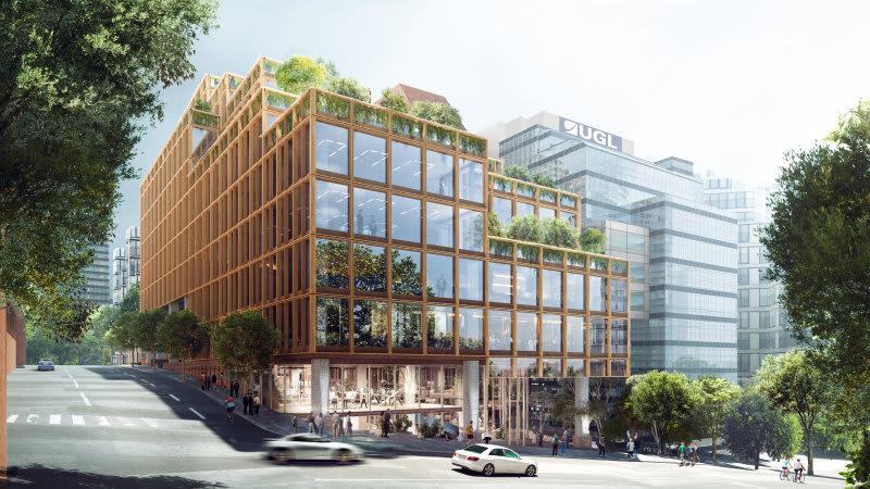 Sydney developer lists $330m North Sydney project
