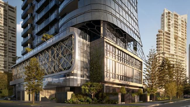 Boutique tower set to become part of the Gold Coast skyline