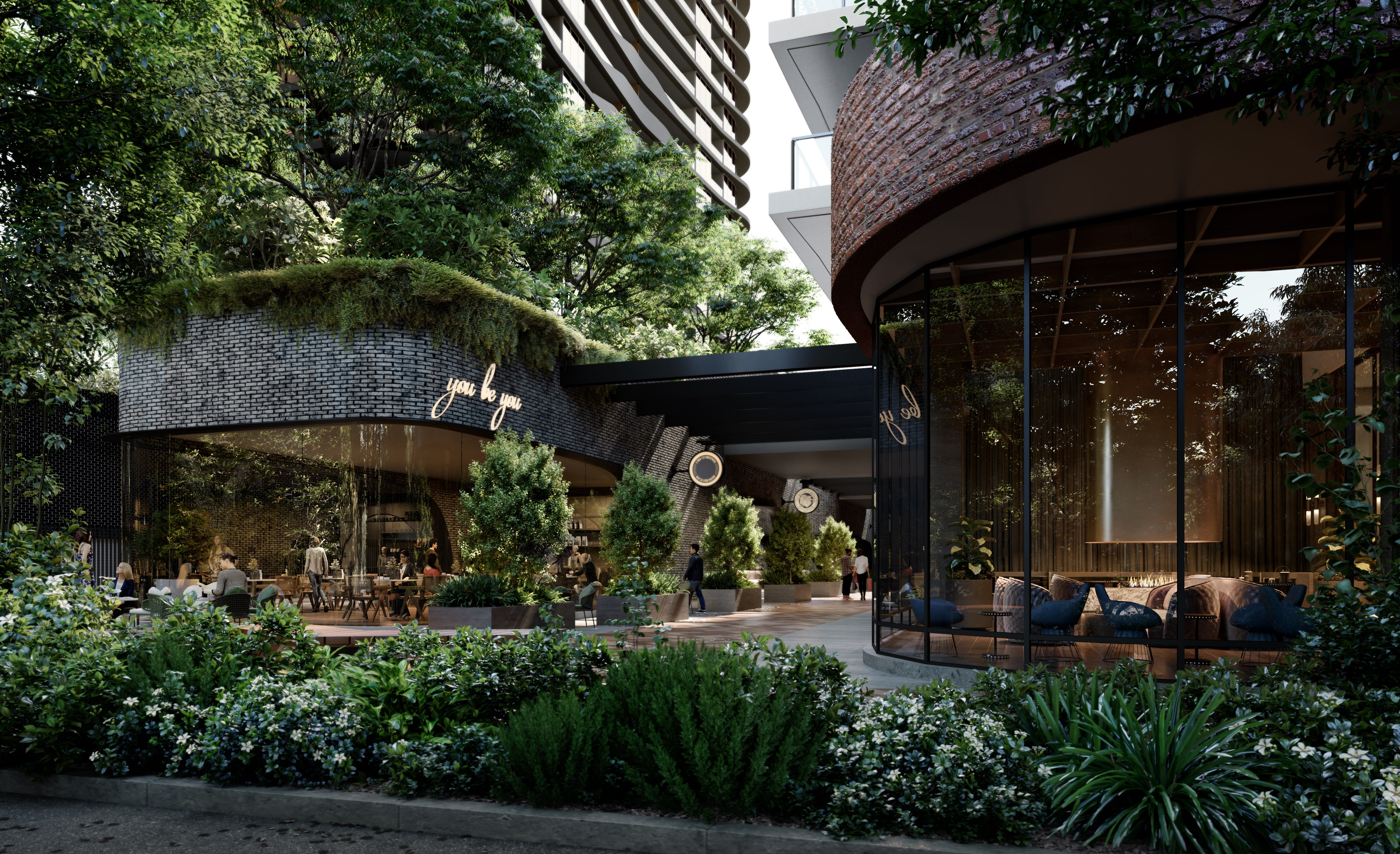 5 Sydney apartments with on-site retail and dining facilities