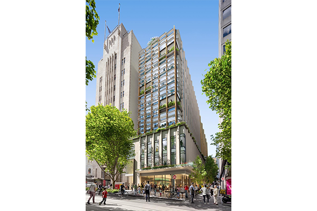 Plans unveiled to create Melbourne's newest civic landmark