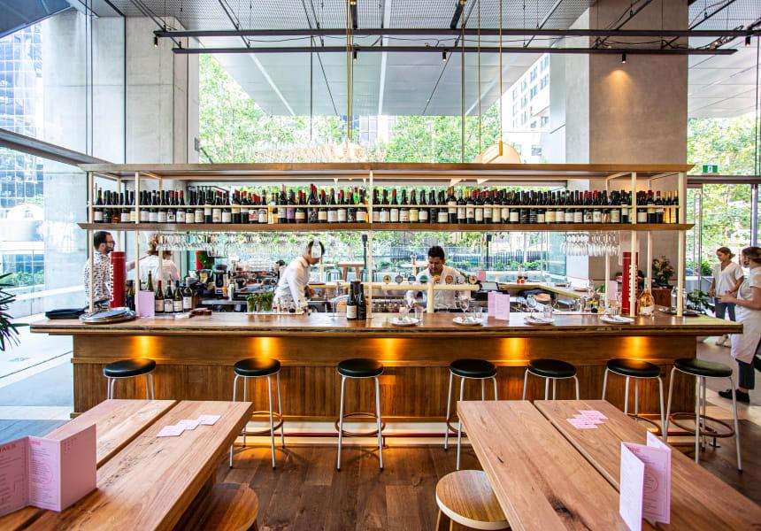Ex-Tetsuya's and Frankie's Pizza Chefs Team up to Serve Italian at North Sydney's Glorietta