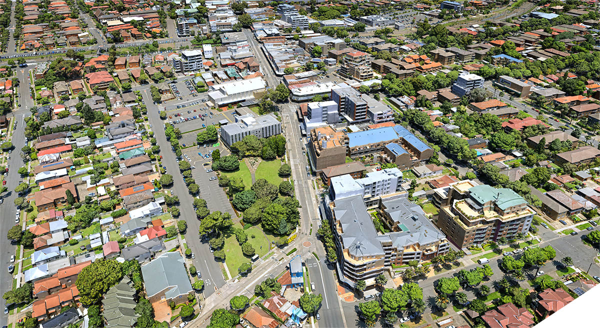 Raw development site sells in Sydney's inner south-west