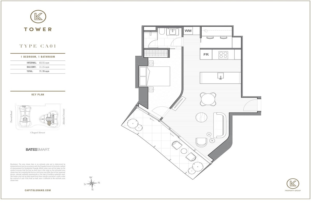 Capitol Grand floor plans