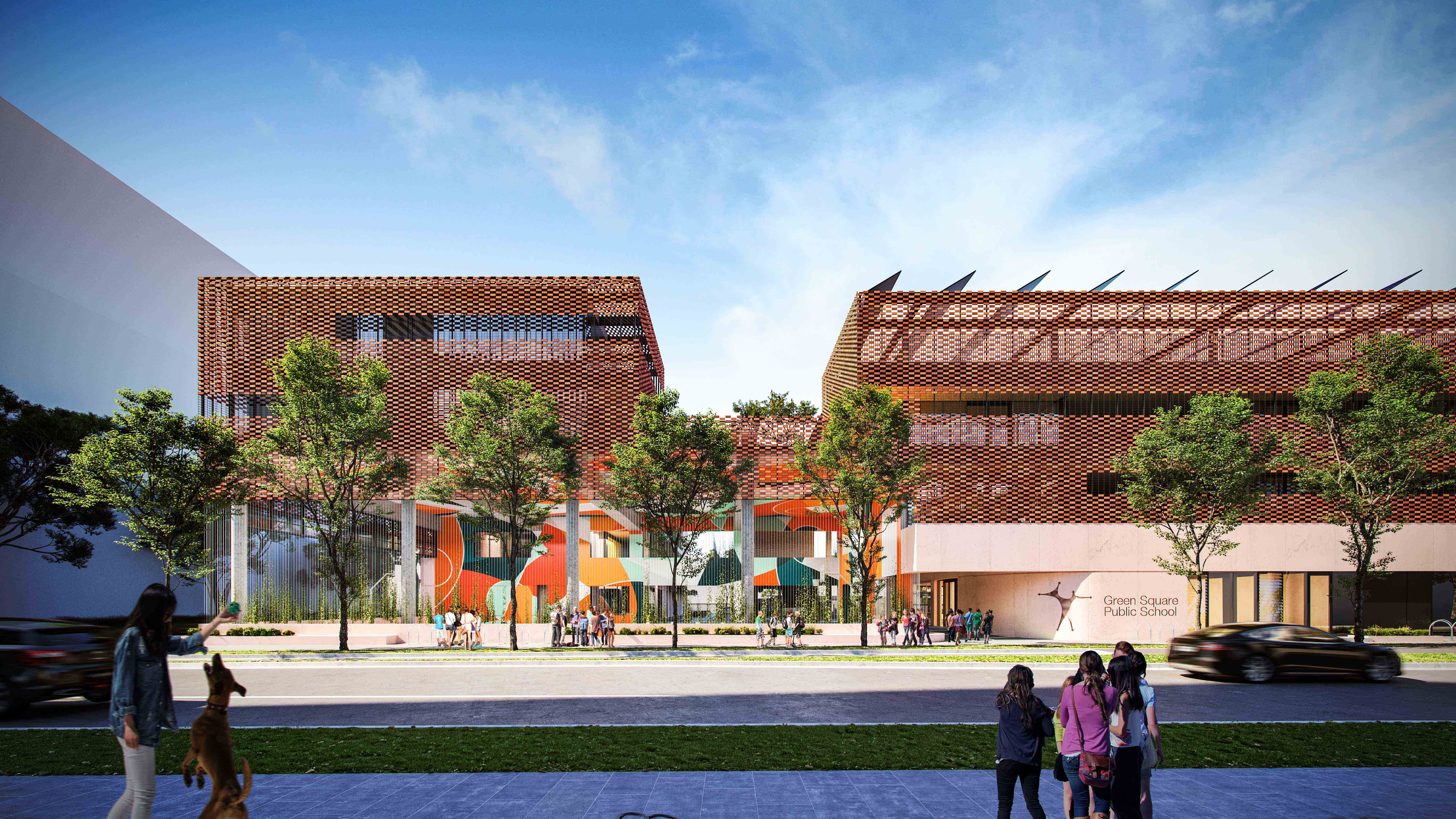 New primary school proposed for Sydney's Green Square