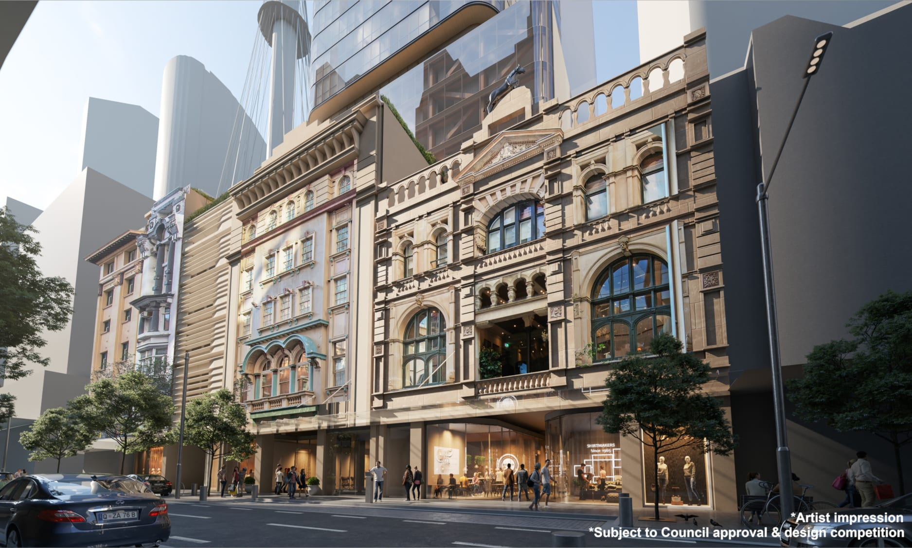 Sydney's City Tattersalls Club gains approval for redevelopment