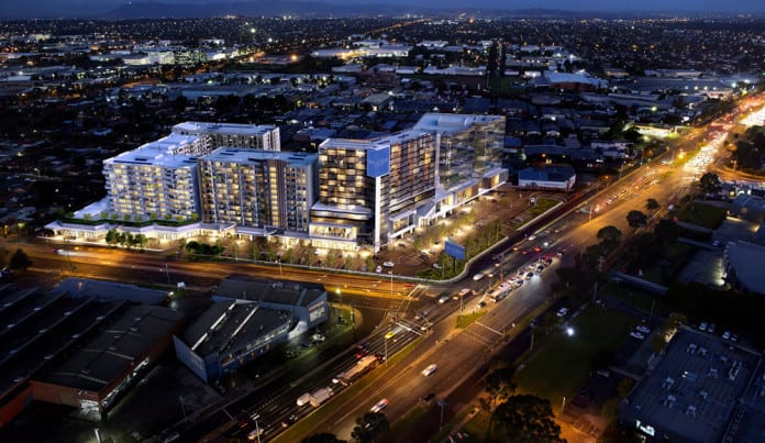 Schiavello and Saraceno to build 'largest mixed-use development' in Melbourne