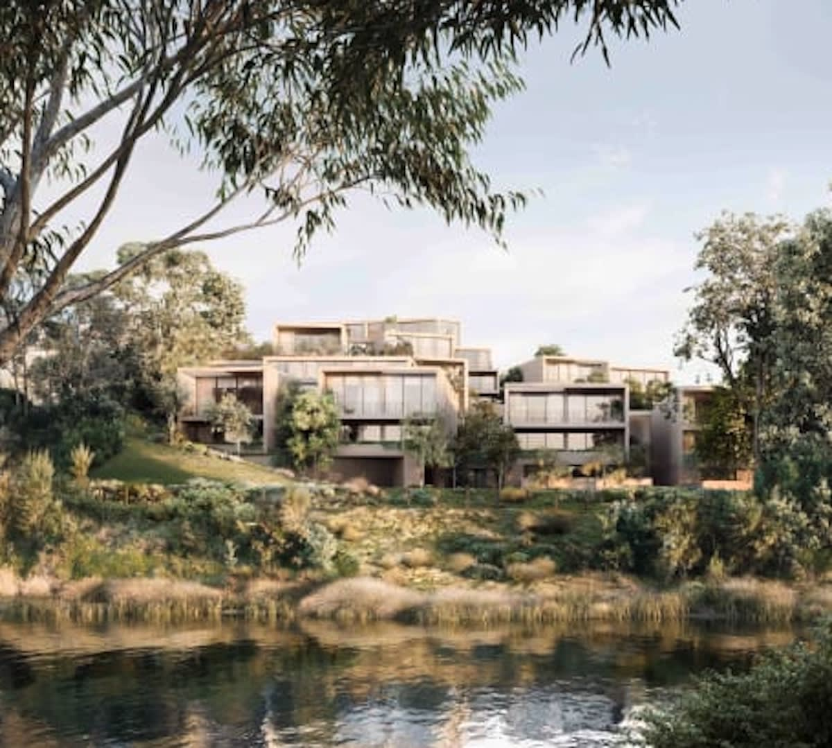 Cbus Property partners with Sterling Global on a boutique Como Terraces, South Yarra apartments