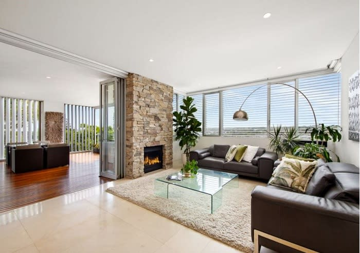 A Cronulla trophy apartment in the Breeze has sold for $2.8 million