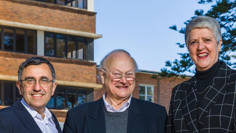 Glenn Murcutt, Angelo Candalepas to design Royal Far West's new HQ