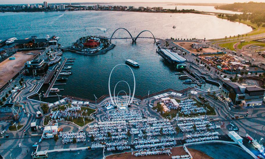 Perth's Elizabeth Quay named UDIA's best for urban renewal