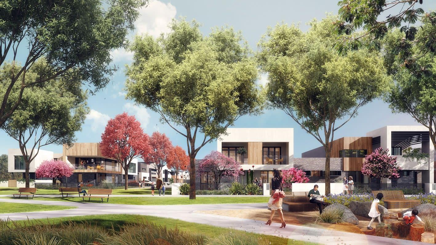 Sterling Global's grand plans for Huntingdale