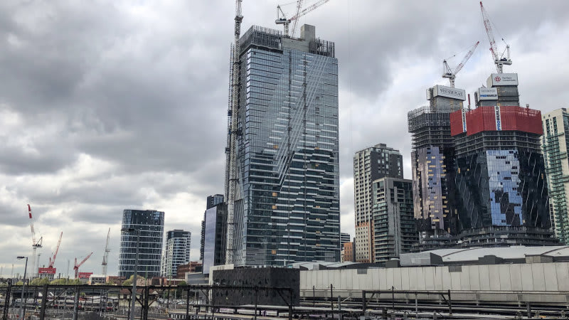 City of Melbourne apartment completions lowest in six years