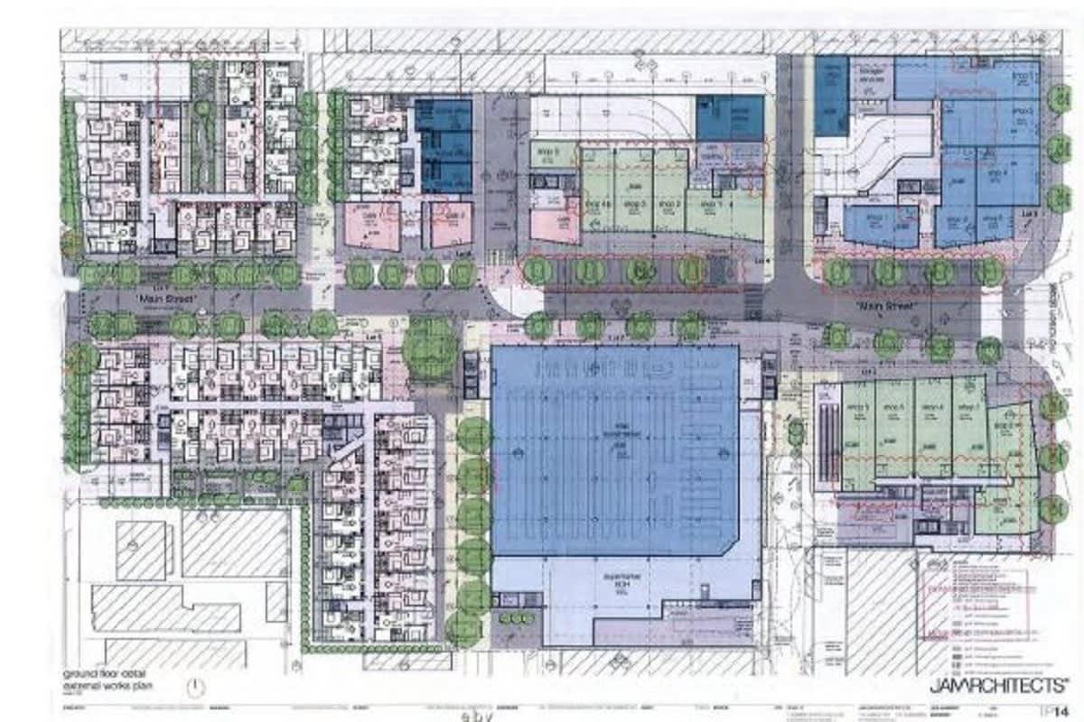 EBV East Brunswick Village floor plans
